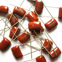 Metallized Polypropylene Film Capacitor 0.0022uf 630v for Tube Amp