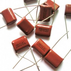 Metallized Polypropylene Film Capacitor 0.22uf 630v for Tube Amps