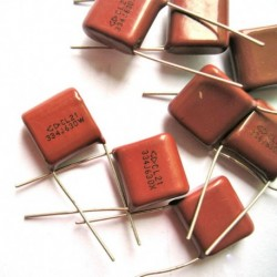 Metallized Polypropylene Film Capacitor 0.33uf 630v for Tube Amps