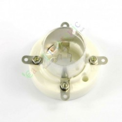 4pin Ceramic Vacuum Tube Sockets for 2a3 300b 274a S4u Valve Audio Amps