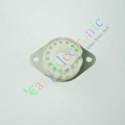 14 PIN Shuguang Vaccum Tube Sockets Saver Mount Audio Tube Amp Diy Parts