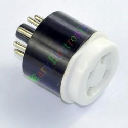Vaccum Tube Adapter Socket Convert 8pin to 4pin 5z3 80 6a3 to 5u4g Gz37 Amp