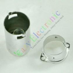 9pin Tube Sockets Shield Cover for Audio AMP 12ax7 12au7 Ecc82 Ecc83 Silver