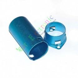 9pin Tube Sockets Shield Cover for Audio AMP 12ax7 12au7 Ecc82 Ecc83 Blue