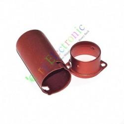 9pin Tube Sockets Shield Cover for Audio AMP 12ax7 12au7 Ecc82 Ecc83 Red