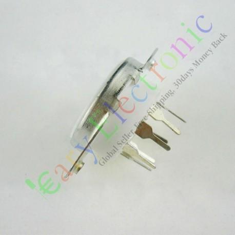 8pin PCB Ceramic Vacuum Tube Sockets Valve Base Fr Kt88 El34 6550 6sn7 Audio