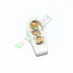 8.8mm Gold Tube Anode Caps Ceramic Socket Valve Fr 807 6146b Fu25 24a 310a