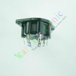 8 PIN Plastic Shuguang Vaccum Tube Socket Saver Audio Tube Amp Diy Parts