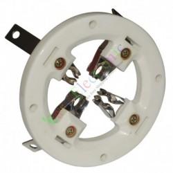 4Pin Ceramic vacuum Tube sockets valve for 7092 6T51 audio amp HIFI parts
