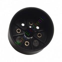 4pin Bakelite vacuum tube sockets valve base For 274B audio amps DIY parts