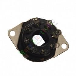 8pin Bakelite Octal Vacuum tube sockets For KT88 EL34 6P6P 6V6 6N8P radio