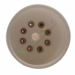 8pin Gold copper Ceramics tube sockets valve base For KT88 HIFI audio amps