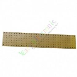 copper plated nickel Fiberglass Turret Terminal Strip 60pin Lug Tag Board