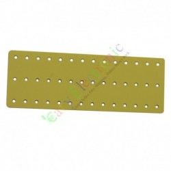 PCB Fiberglass Turret Terminal Strip 42pin Holes Tag Board audio amps DIY