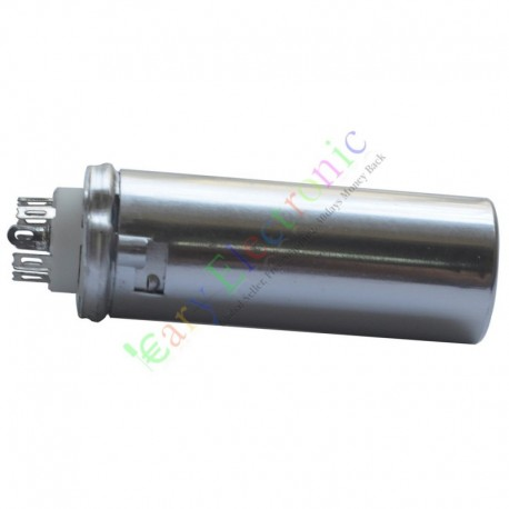 9pin Ceramic vacuum tube sockets valve 70mm Shield 12AX7 12AU7 ECC83 ECC82