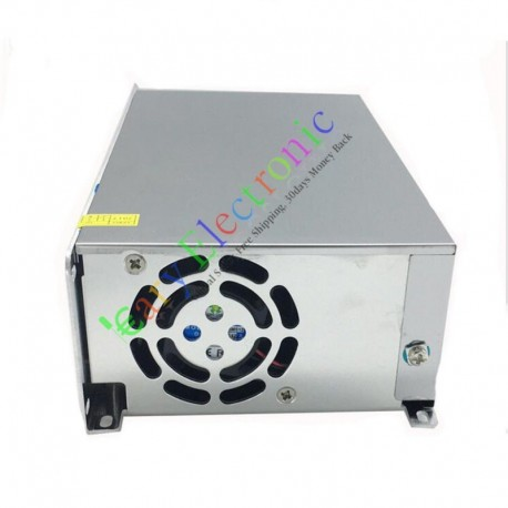 12V 40A 480W AC/DC driver Switch power supply adapter Transformer LED strip