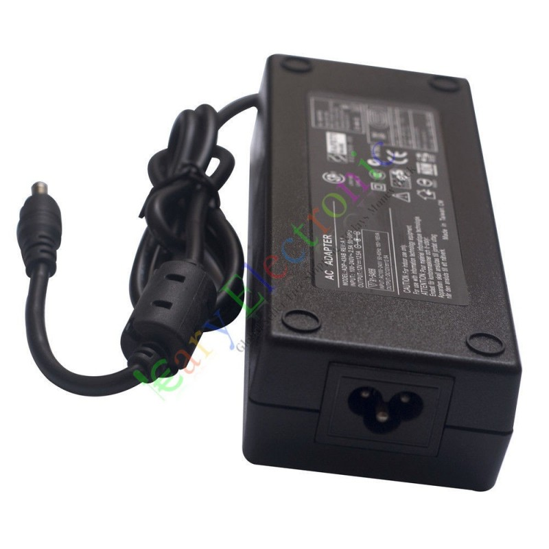 12V 12.5A 150W AC/DC Adapter Power Supply Charger Switch
