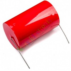 MKP 250V 50uf long copper leads Axial Electrolytic Capacitor audio amp part