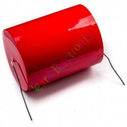 MKP 250V 82uf long copper leads Axial Electrolytic Capacitor audio amp part