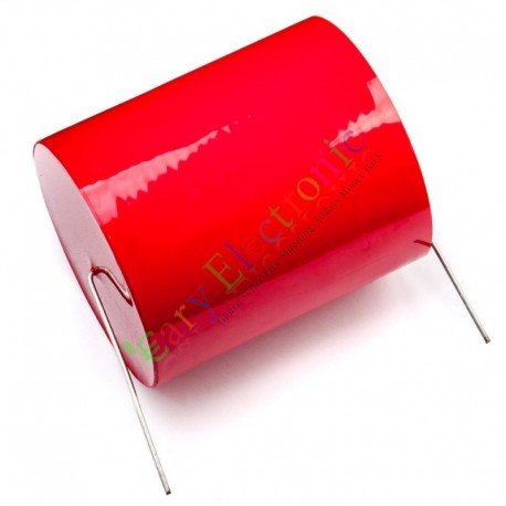 MKP 250V 100uf long copper leads Axial Electrolytic Capacitor audio parts